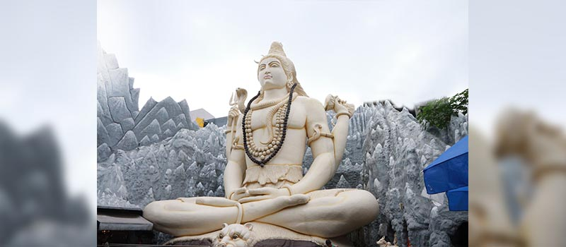 Shivoham Shiva Temple – The Serene Abode of Lord Shiva